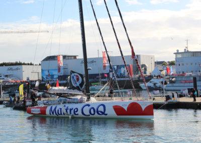 Maitre Coq Vendée Globe 2016